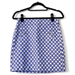 ⭐️HOST PICK⭐️ ANNE TAYLOR LOFT Hexagon Skirt